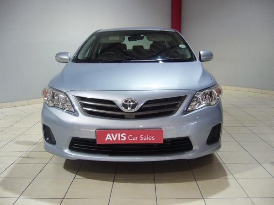 Avis Car Sales Boksburg >> 2016 TOYOTA COROLLA QUEST 1.6 Only R 184900