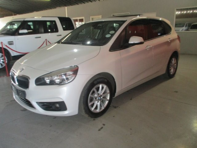 2015 BMW 220i ACTIVE TOURER