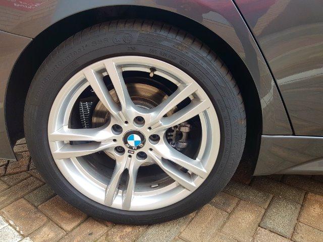 2018 BMW 320D M SPORT A/T (F30)