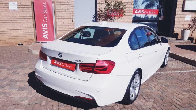 2018 BMW 318i M SPORT A/T (F30)