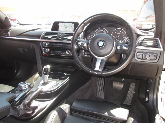 2018 BMW 320i M SPORT A/T (F30)