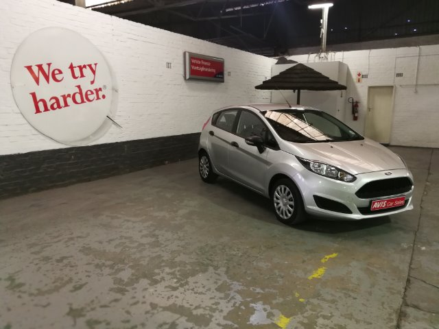 2017 FORD FIESTA 1.0 ECOBOOST AMBIENTE POWERSHIFT 5DR