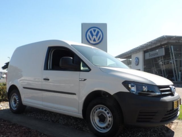 2018 VOLKSWAGEN CADDY4 CREWBUS 1.6i