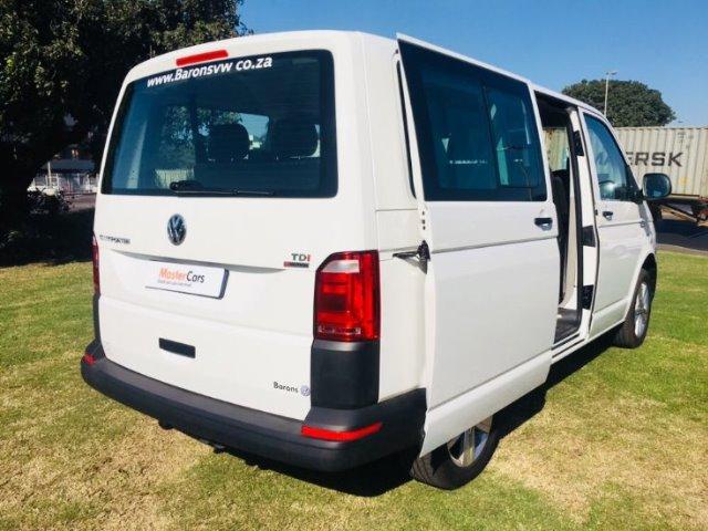 2018 VOLKSWAGEN T6 TRANSPORTER CREWBUS 2.0 TDi LWB (10 SEAT)