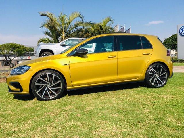 2018 VOLKSWAGEN Golf VII 2.0 TSI R DSG