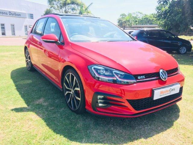 2019 VOLKSWAGEN Golf VII GTi 2.0 TSI DSG