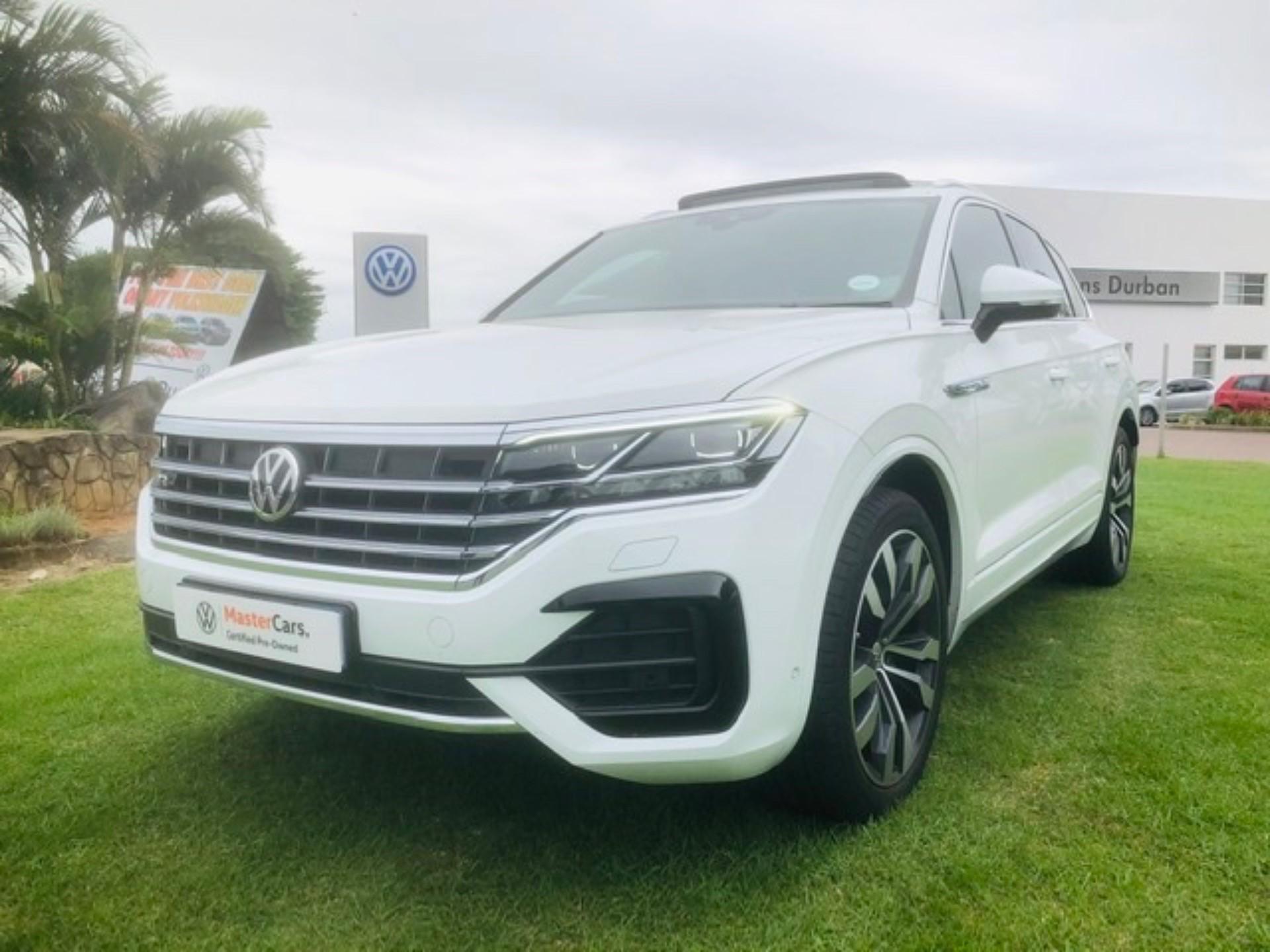 2019 VOLKSWAGEN TOUAREG 3.0 TDI V6 EXECUTIVE