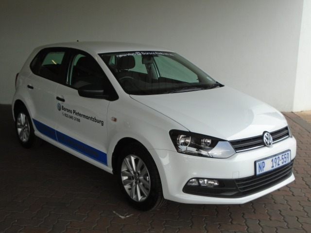 2018 VOLKSWAGEN POLO VIVO 1.6 HIGHLINE (5DR)