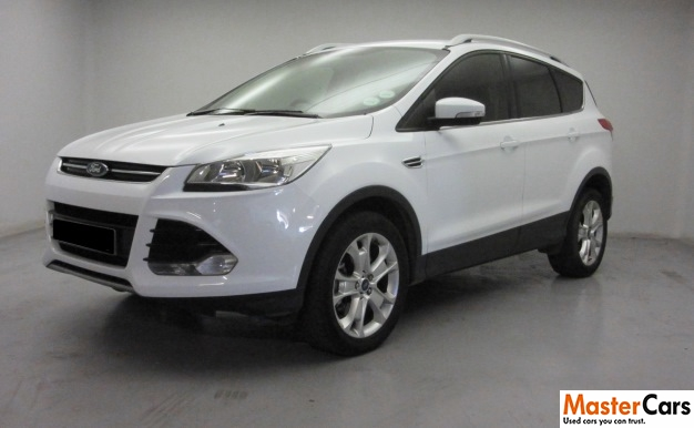 FORD KUGA 1.6 ECOBOOST TREND AWD A/T