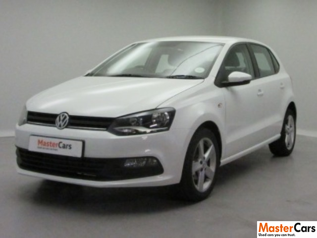 2019 VOLKSWAGEN POLO VIVO 1.6 HIGHLINE (5DR)