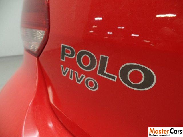 2019 VOLKSWAGEN POLO VIVO 1.4 COMFORTLINE (5DR)