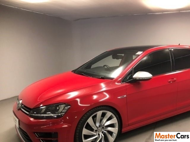 2017 VOLKSWAGEN Golf VII 2.0 TSI R DSG