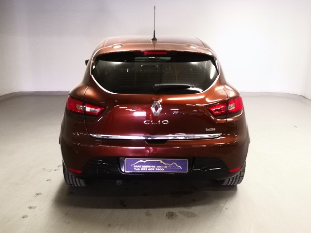 2014 RENAULT CLIO IV 900 T DYNAMIQUE 5DR (66KW)