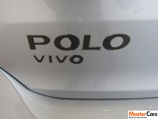 2019 VOLKSWAGEN POLO VIVO 1.6 MAXX (5DR)