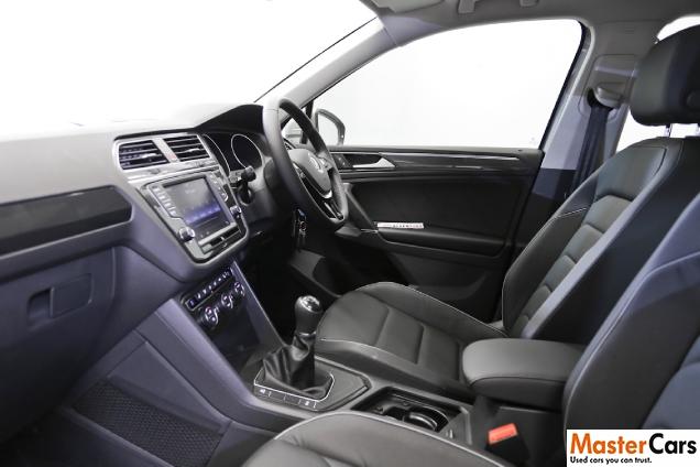 2017 Tungsten Silver Meta Volkswagen Tiguan 2.0 Tdi Comfortline Only R 467994