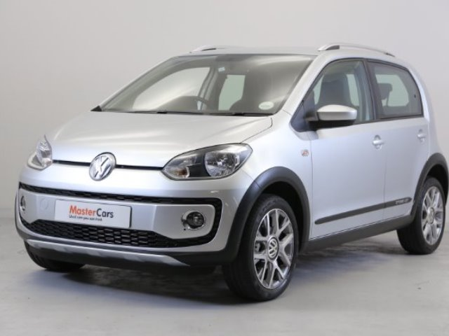 2018 VOLKSWAGEN CROSS UP! 1.0 5DR