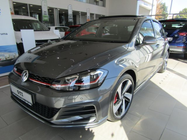 2017 Indium Grey Metallic Volkswagen Golf Vii Gti 2 0 Tsi