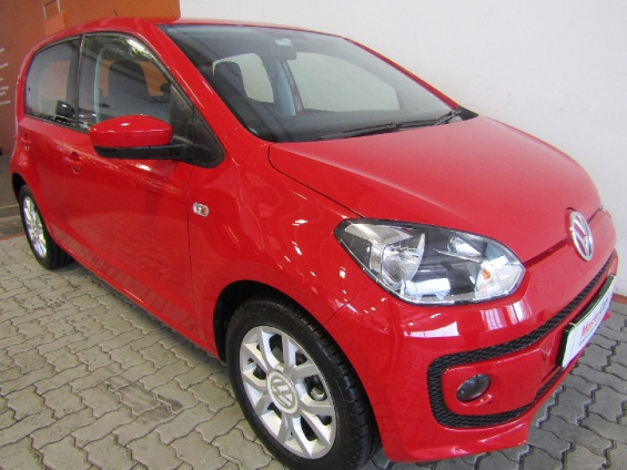 VOLKSWAGEN MOVE UP 1.0  5DR