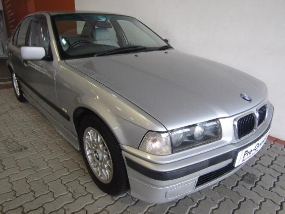 BMW 323i A/T (E46) (1999-4) - (1999-12)