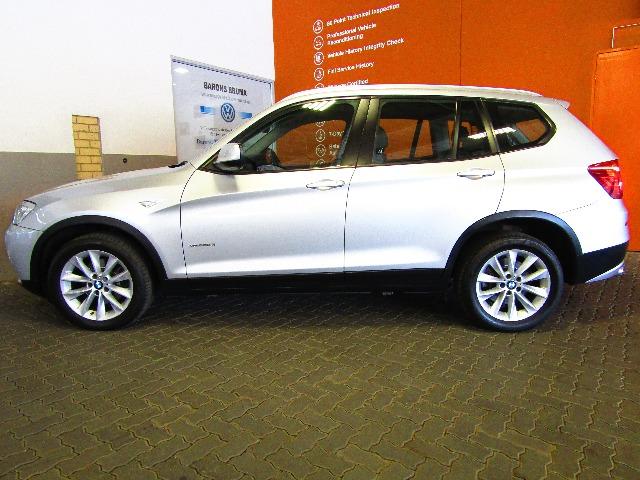 2011 BMW X3 xDRIVE35i A/T