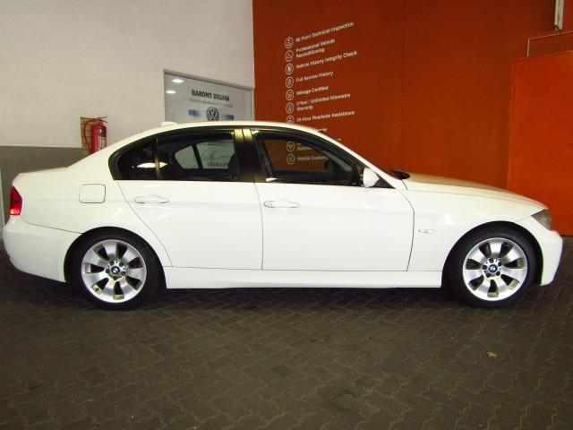 2008 BMW 320d A/T (E90)