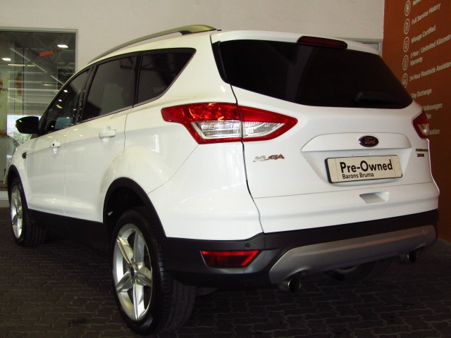 2013 FORD KUGA 1.6 ECOBOOST TREND AWD A/T