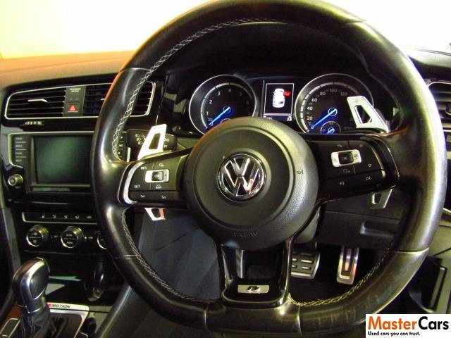 2015 VOLKSWAGEN Golf VII 2.0 TSI R DSG