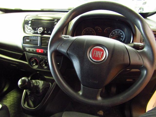 2013 FIAT DOBLO CARGO MAXI 1.6 MJT F/C P/V