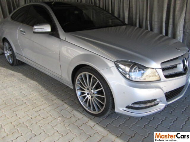 2016 MERCEDES-BENZ C250 BE COUPE A/T