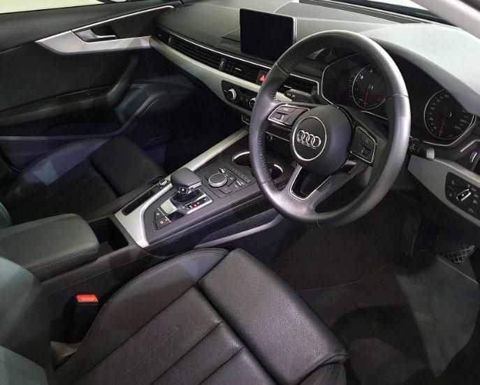 2018 AUDI A4 2.0 TDI SPORT STRONIC (B9)