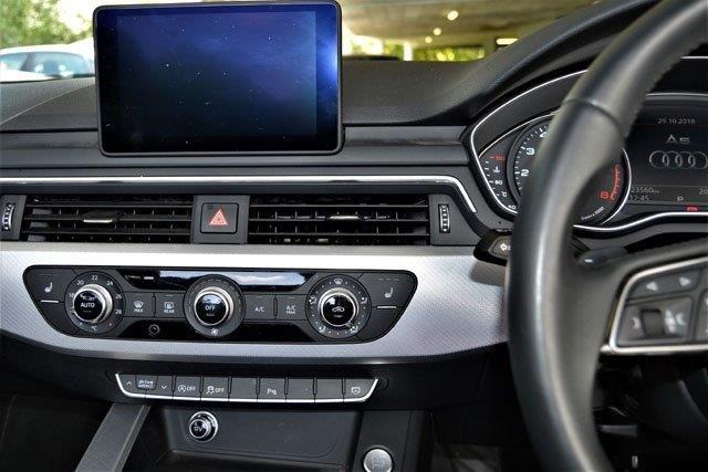 2018 AUDI A5 2.0T FSi CABRIOLET SPORT STRONIC