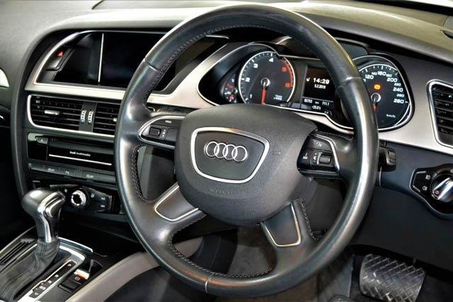 2015 AUDI A4 2.0 TDI SE MULTITRONIC