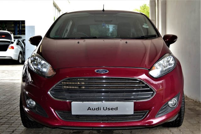 2013 FORD FIESTA 1.0 ECOBOOST TREND 5DR