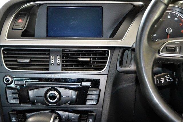 2013 AUDI A4 1.8T SE MULTITRONIC