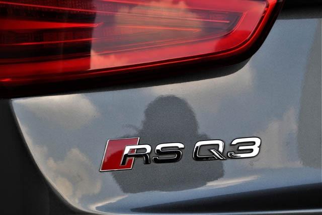 2015 AUDI RS Q3 2.5 TFSI STRONIC