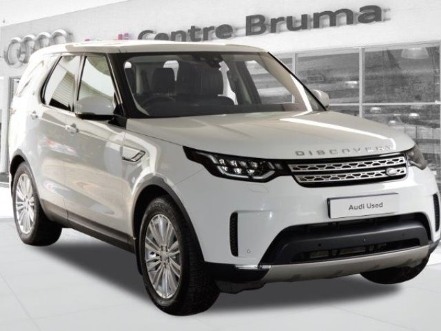 2017 LAND ROVER DISCOVERY 3.0 TD6 HSE LUXURY