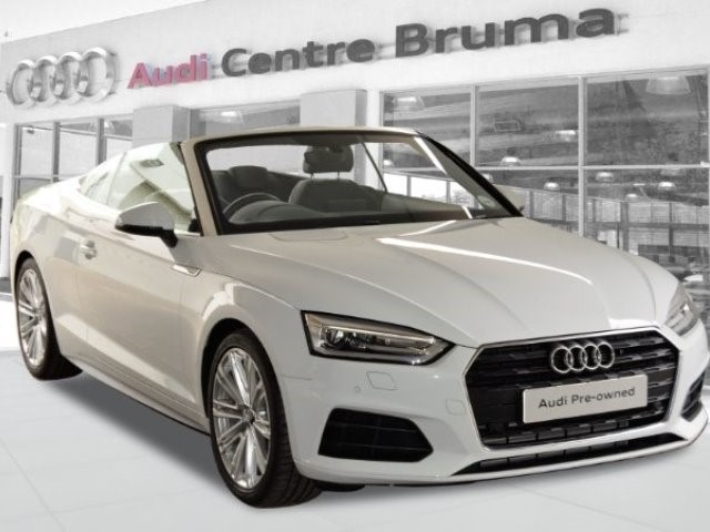 2019 AUDI A5 2.0T FSi CABRIOLET STRONIC