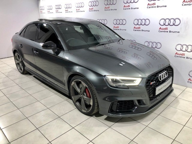 2019 AUDI RS3 2.5 STRONIC