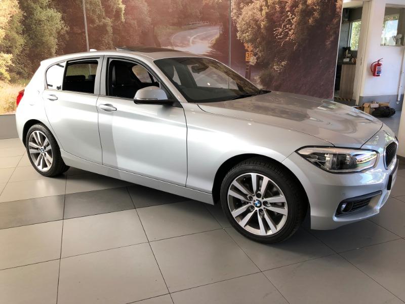 2019 BMW 120i 5DR A/T (F20)