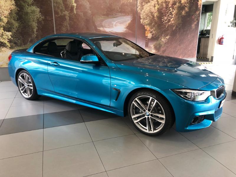 2018 BMW 420i CONVERT M SPORT A/T (F33)