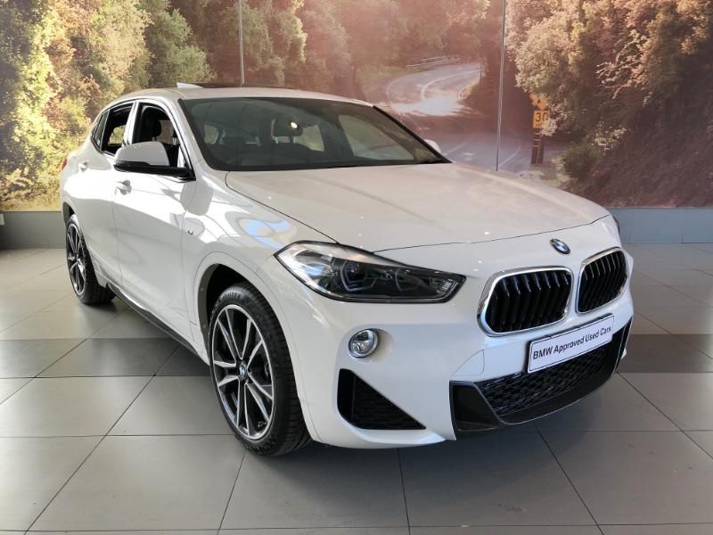 2019 BMW X2 xDRIVE20d M SPORT A/T (F39)