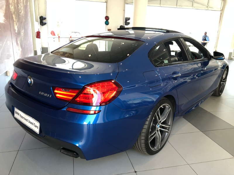 2018 BMW 650i GRAN COUPE M SPORT
