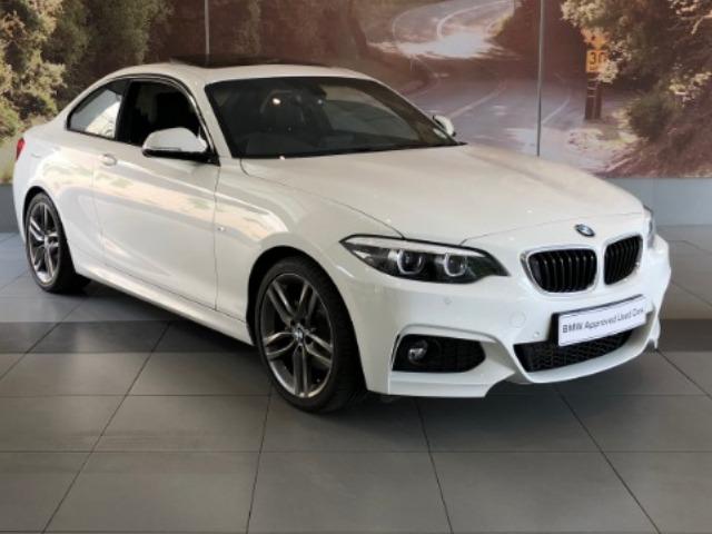 2018 BMW 220i M SPORT A/T(F22)