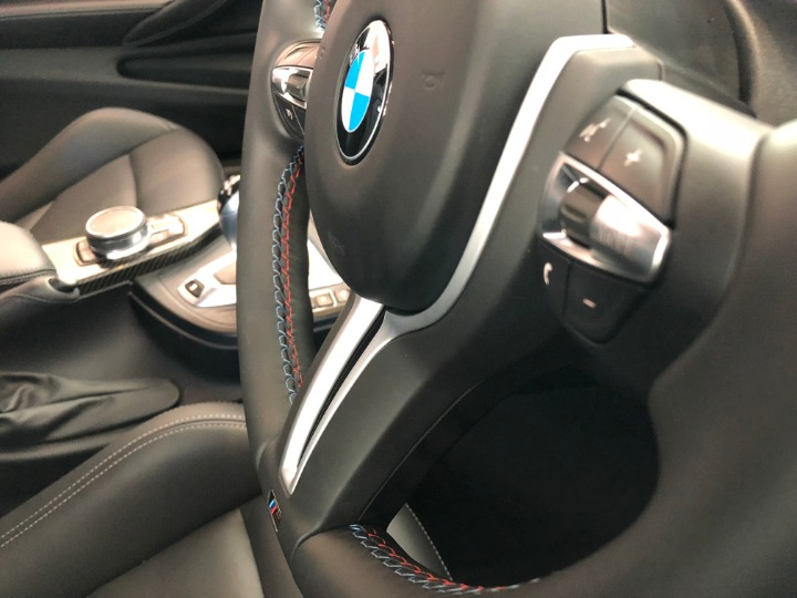 2019 BMW M4 COUPE M-DCT