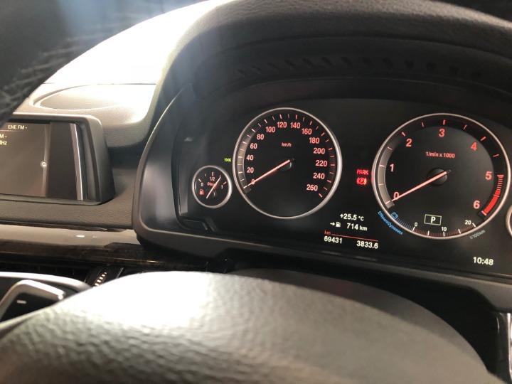 2015 BMW X5 xDRIVE30d  A/T (F15)