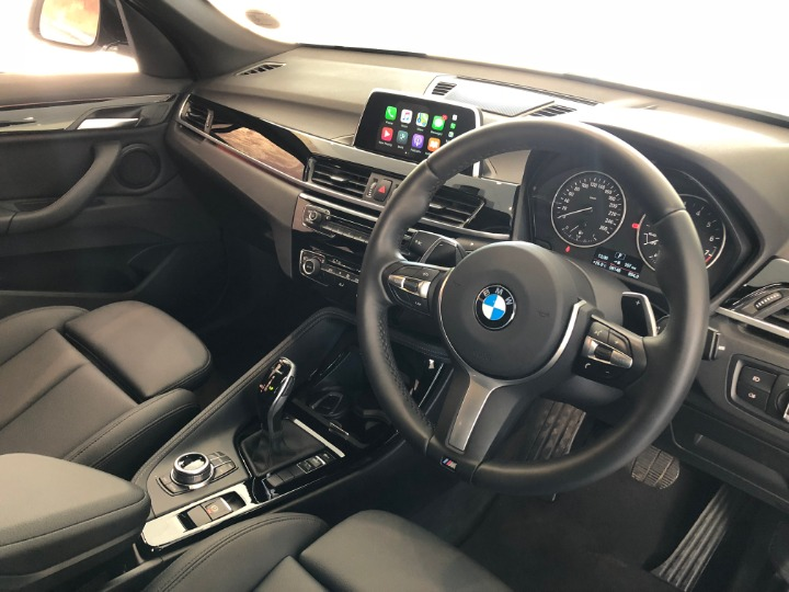 2018 BMW X1 sDRIVE20i M SPORT A/T (F48)