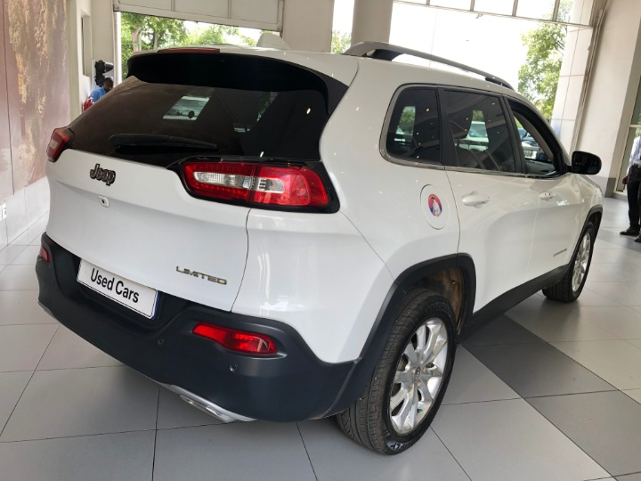 2016 JEEP Cherokee 3.2 LIMITED A/T