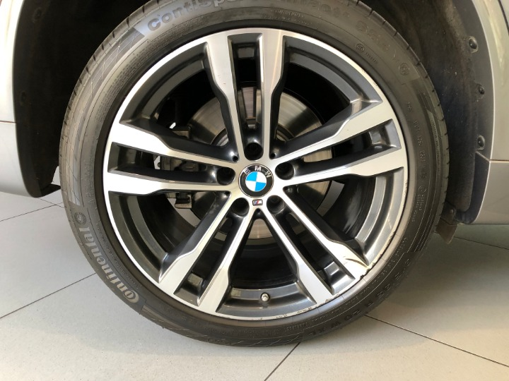 2015 BMW X5 M50d (F15)