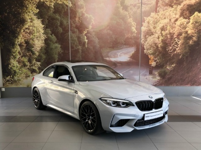 2019 BMW M2  COUPE M-DCT COMPETITION (F87)