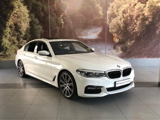 2019 BMW 520i M SPORT A/T (G30)